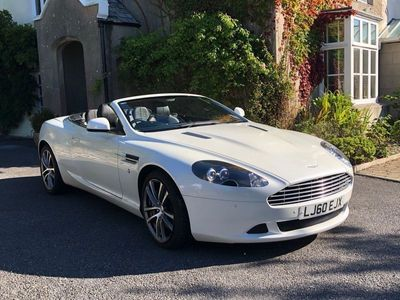used Aston Martin DB9 6.0 Volante Touchtronic 2dr