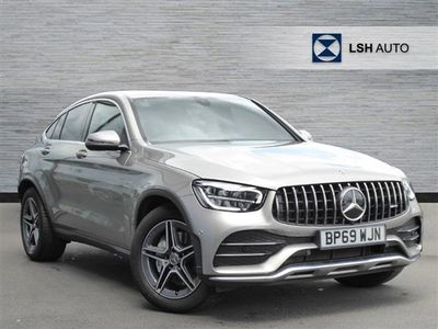 used Mercedes GLC43 AMG Glc Coupe4Matic 5dr MCT Estate Glc amg coupe