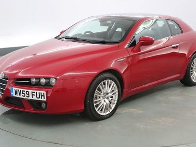 used Alfa Romeo Brera 2.2 JTS 3dr - CRUISE CONTROL - CLIMATE CONTROL - CD PLAYER