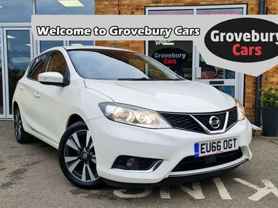 used Nissan Pulsar 1.5 dCi N-Connecta 5dr