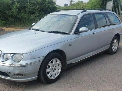 used Rover 75 Tourer 2.0 CDT Club 5d Auto