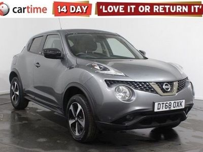 used Nissan Juke 1.6 BOSE PERSONAL EDITION 5d 112 BHP Your dream car can become a reality with cartime's fantastic finance deals.