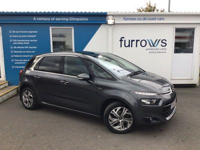 used Citroën C4 Picasso 1.6 e-HDi 115 Airdream Exclusive+ 5dr