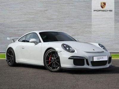 used Porsche 911 GT3 2dr PDK