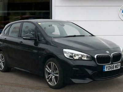 used BMW 225 2 Series xe M Sport 5dr Auto hatchback 2018