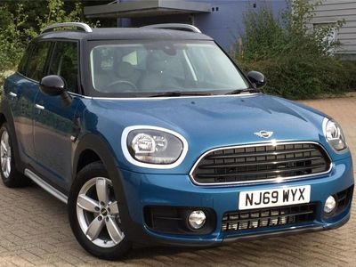 used Mini Cooper Countryman 2019 West Boldon 1.5 Classic 5dr