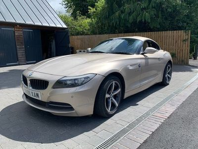 used BMW Z4 3.0 30i sDrive 2dr
