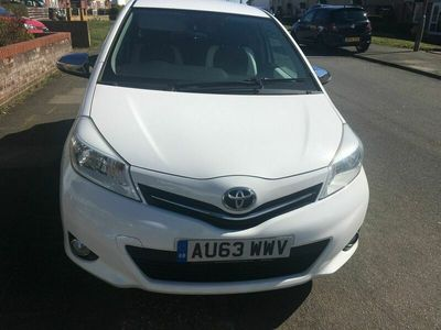 used Toyota Yaris 1.33 VVT-i Trend 5dr