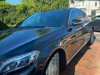 used Mercedes S350L S Class 3.0CDI BlueTEC SE Line (Executive) 7G-Tronic Plus 4dr
