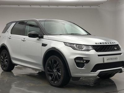 used Land Rover Discovery Sport 2.0 SD4 (240hp)