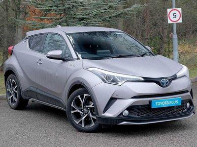 used Toyota C-HR Hybrid 1.8 (122bhp) Design Crossover 5-Dr 5dr