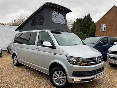 used VW T6 CampervanEURO6 T30 LW Highline