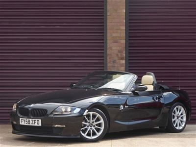 used BMW Z4 ROADSTER ED EXCLUSIVE