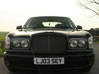 used Bentley Arnage Arnage 2003T Saloon 2003