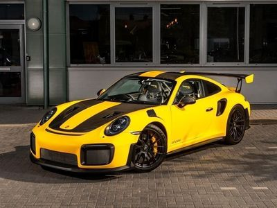used Porsche 911 GT2 RS 2018