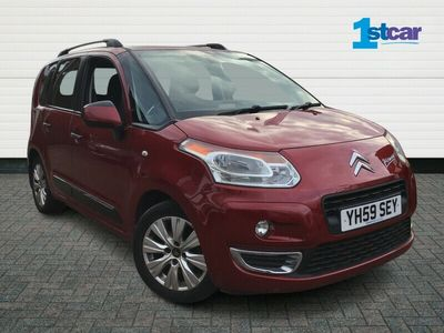 used Citroën C3 Picasso 1.6HDi Exclusive