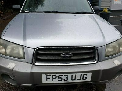 used Subaru Forester 2.0 X 5dr [AWP]