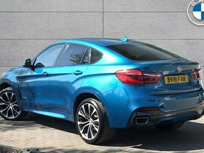 used BMW X6 xDrive30d M Sport Edition