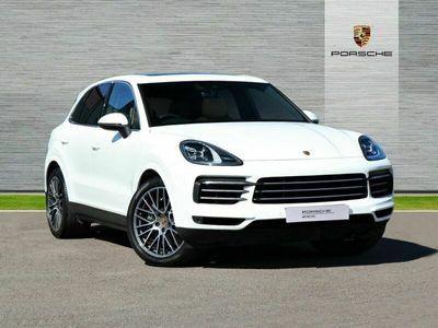 used Porsche Cayenne S