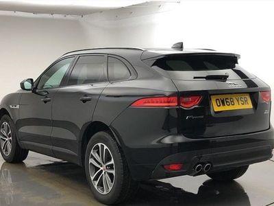 used Jaguar F-Pace 2.0d R-Sport 5dr Auto AWD Estate 2019