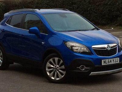 used Vauxhall Mokka 2014 Beverley 1.6i SE 5dr
