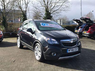 used Vauxhall Mokka 2017 Hillmead 1.4 Tech Line S/s