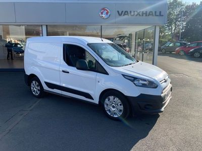used Ford Transit Connect 1.6 TDCi 75ps Van