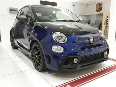 used Abarth 595 1.4 T-Jet 165 Monster Yamaha 70th Anniversary 3dr