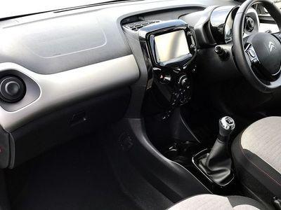 used Citroën C1 1.2 Puretech Flair 5Dr