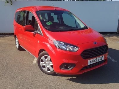 used Ford Tourneo Courier 1.5 TDCi Zetec 5dr