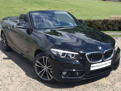 used BMW 218 2 Series D Sport 2Dr [Nav] Step Auto