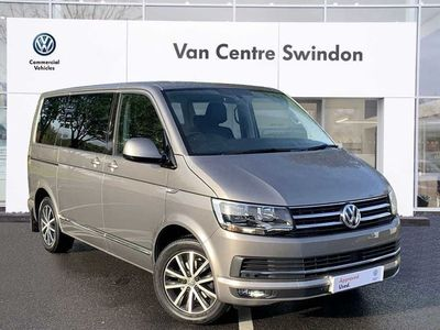 used VW Caravelle Executive 2.0 TDi 150PS SWB EU6 BMT DSG