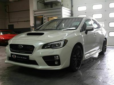 used Subaru WRX 2.5T Type UK 4WD 4dr