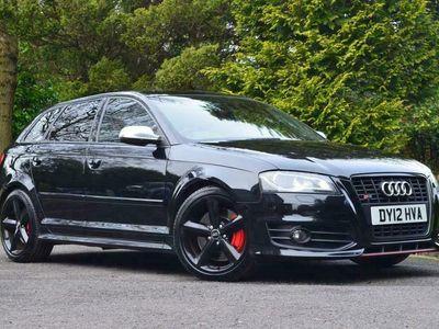 used Audi S3 Sportback 2.0 TFSI Black Edition S Tronic quattro 5dr