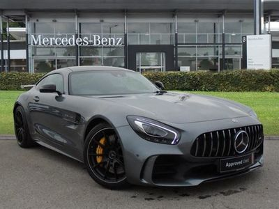 used Mercedes AMG GT R 2dr Auto Coupe