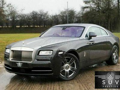 used Rolls Royce Wraith 6.6 V12 2d 624 BHP 2-Door