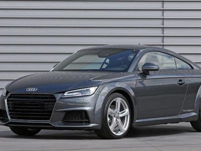 used Audi TT Coupe Sport