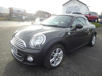 used Mini Cooper Coupé 1.6 2dr