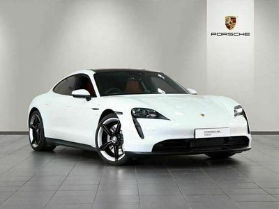 used Porsche Taycan 4S (93KWH) 4dr saloon
