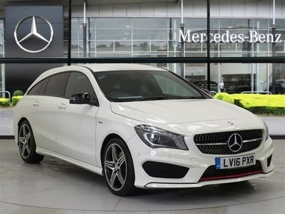 used Mercedes 250 CLA ClassEngineered by AMG 4Matic 5dr Tip Auto
