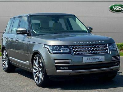 used Land Rover Range Rover ESTATE