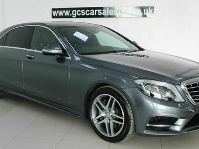 used Mercedes S350L S Class 3.0d AMG Line (Executive) 9G-Tronic (s/s) 4dr