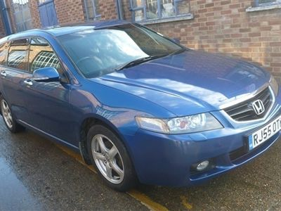 used Honda Accord EXECUTIVE VTEC 5-Door Estate 2005