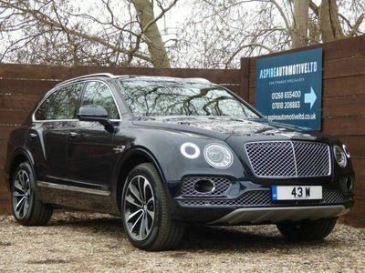 used Bentley Bentayga 4.0 V8 D 5d 430 BHP, 2017 ( )