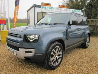 used Land Rover Defender 110 2.0 SD4 SE AUTO 4WD (S/S)