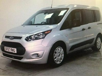 used Ford Tourneo Connect 1.5 EcoBlue Zetec (s/s) 5dr