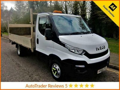 used Iveco Daily 2.3 35C13 126 BHP.*DROPSIDE*ULEZ COMPLIANT*TAIL LIFT*