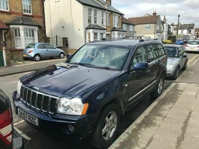 used Jeep Grand Cherokee 3.0 CRD Overland 4WD 5dr