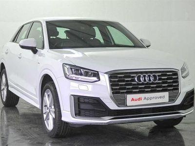 used Audi Q2 2019 Hamilton S Line 35 Tfsi 150 Ps 6-Speed