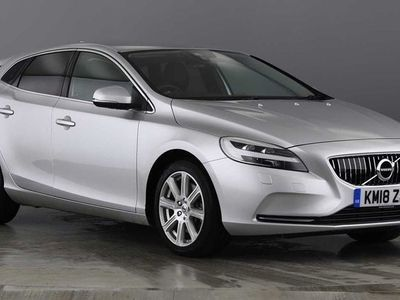 used Volvo V40 D3 Inscription Auto (Winter Pack - Privacy Glass - Key-less - On Call) 2.0 5dr